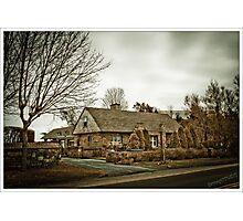 NEWPORT RI USA Photographic Print