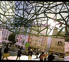 Federation Square, Melbourne by Craig Ollis