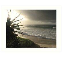 Wategoes Beach - New South Wales Art Print
