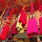 Tassels, Marrakech by Alison Howson