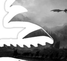 Dragon inception  Sticker