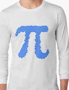 Pi (Mosaic Texture) Long Sleeve T-Shirt
