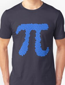 Pi (Mosaic Texture) Unisex T-Shirt