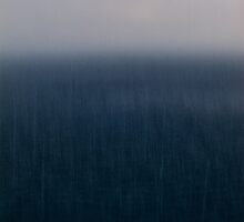 Rain at Sea by prophecyblur