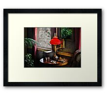 Steam Punk - Victorian Suite Framed Print