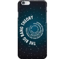 The Lizard-Spock Expansion iPhone Case/Skin