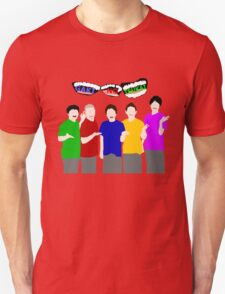 Gaki Laughter Alternate Version T-Shirt