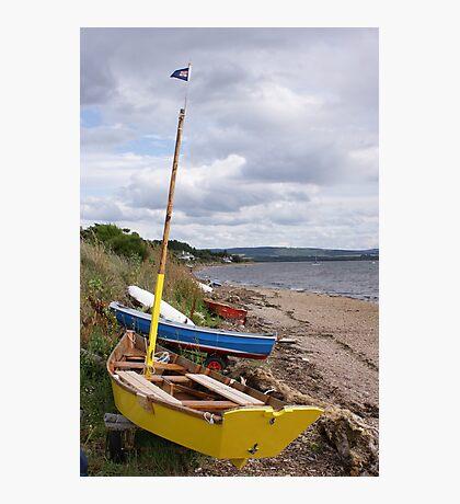 Day Sail Photographic Print
