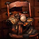 Doctor - Inside a Doctors Bag by Mike  Savad
