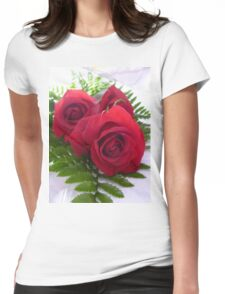 Tribute Womens Fitted T-Shirt