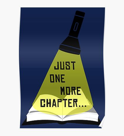 Just One More Chapter... Poster