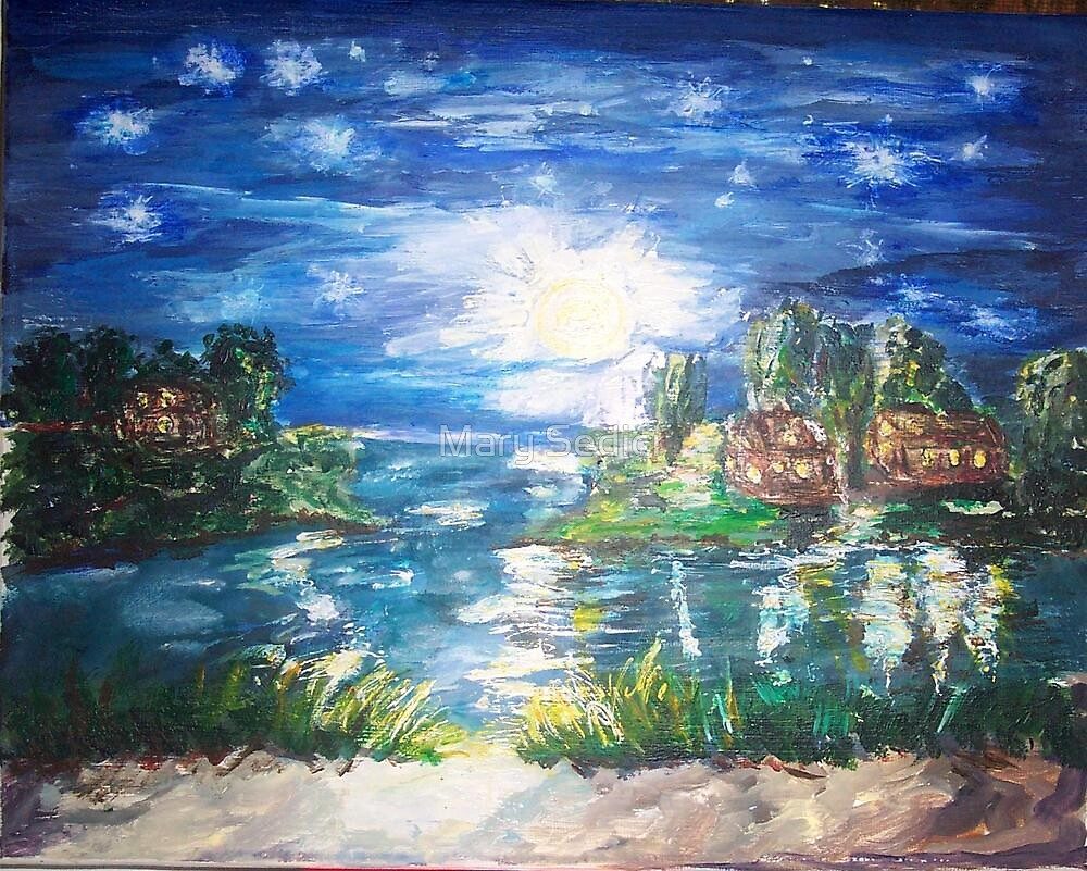 A Midd Summer Night Dream  by Mary Sedici