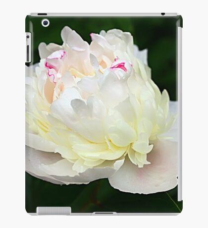 Blushing Bride Peony iPad Case/Skin