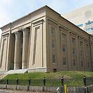 Egyptian Building by AJ Belongia