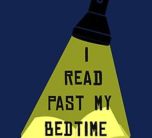 I Read Past My Bedtime by kasia793