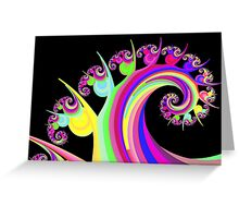 Whisper to Me Greeting Card