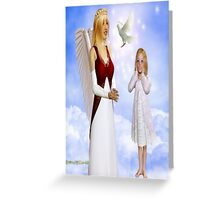 Heavenly Gift Greeting Card
