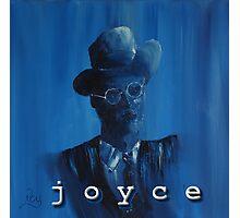 James Joyce Portrait. Photographic Print