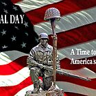 Memorial Day - A Time to Honor America's Heroes by Paul Gitto