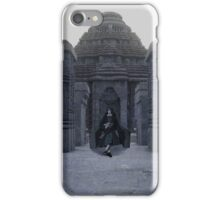 Itachi IRL uchiha temple iPhone Case/Skin