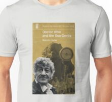 Doctor Who and the Sea-Devils - Penguin style Unisex T-Shirt