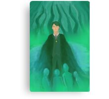 Tom Riddle and the Inferi Canvas Print