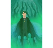 Tom Riddle and the Inferi Photographic Print