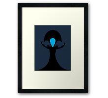 Megaman - Will Ferrell  Framed Print