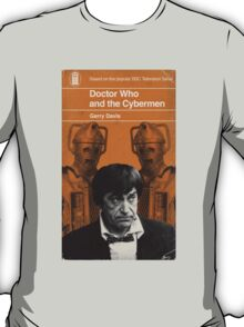 Doctor Who and the Cybermen - Penguin style T-Shirt