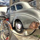 Oldtime Bikeshop by THECUCKOOPHOTOG