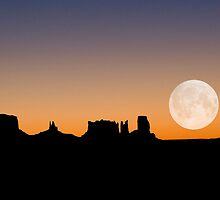 Monument Valley Plus by Justin Baer