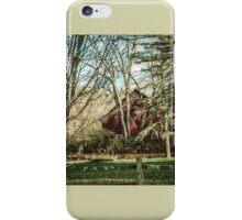 Hidden Barn iPhone Case/Skin