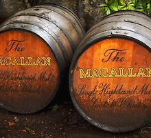 MacAllan Casks - Scotland by Yannik Hay