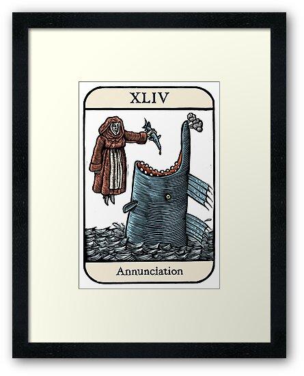 The Annunciation by Ellis Nadler