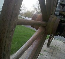 wagon wheel by xolilxo