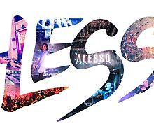 Alesso Logo by Stevod