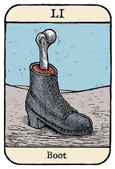 The Boot by Ellis Nadler