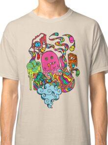 Pop Monster Color Classic T-Shirt