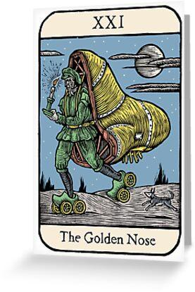 The Golden Nose by Ellis Nadler