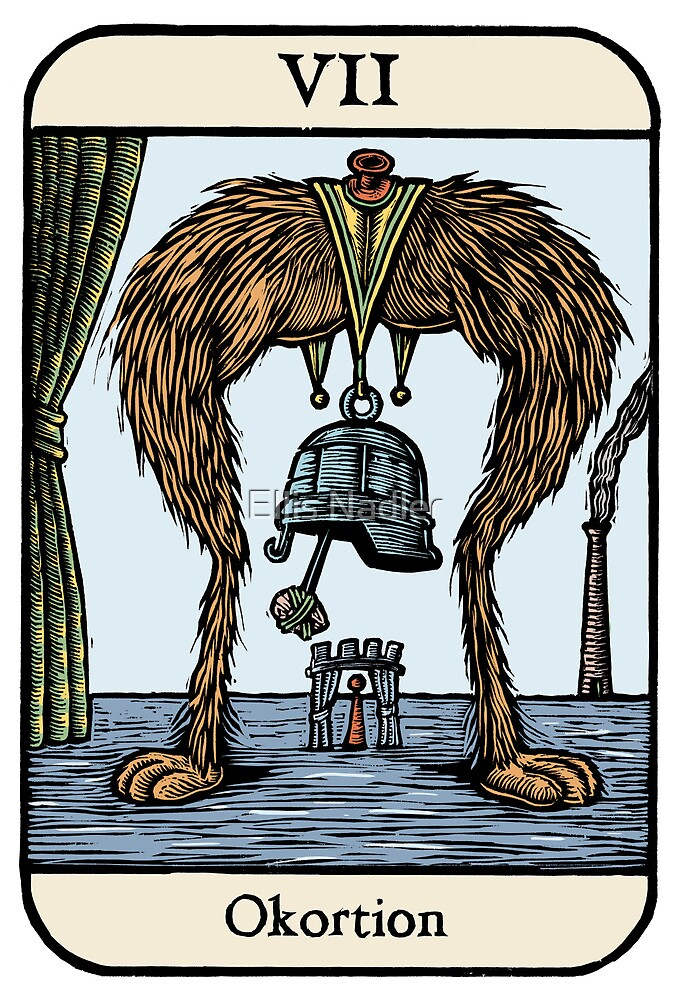 Okortion by Ellis Nadler
