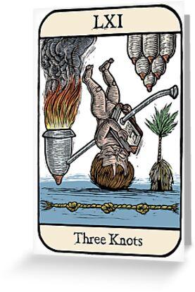 Three Knots by Ellis Nadler
