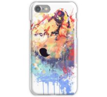 Wolf Paint iPhone Case/Skin