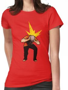 Migraine Womens Fitted T-Shirt