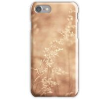 In the Golden Hours iPhone Case/Skin
