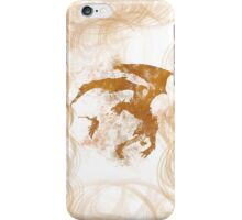 Dragonfight-cooltexture iPhone Case/Skin