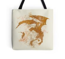 Dragonfight-cooltexture Tote Bag