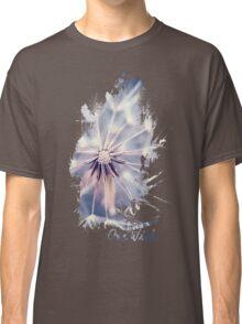 Dandelion Blue Classic T-Shirt