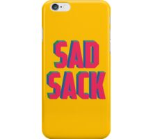 Sad Sack iPhone Case/Skin