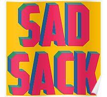 Sad Sack Poster