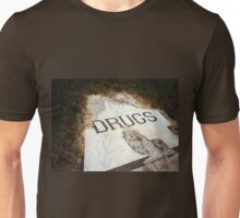 Entry Of An Old Drugstore Unisex T-Shirt